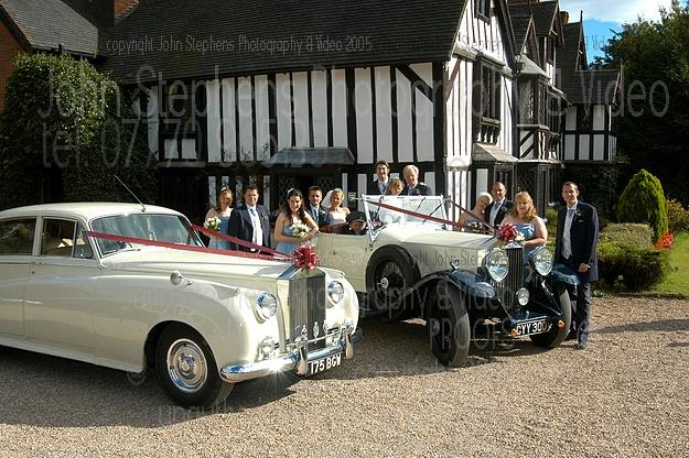 stephens of earslwood wedding cars - silver cloud 20/25 open top rolls royce