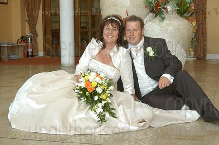 Bride and Groom photography marble flooring Arden Hotel Solihull nec airport