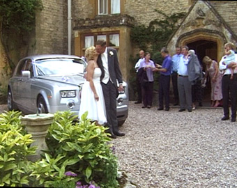 LORDS OF THE MANOR Gloucestershire wedding photography & video & DVD