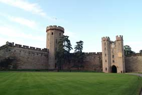 WARWICK CASTLE, WARWICK, WARWICKSHIRE wedding photography & video & DVD
