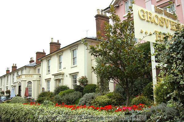 GROSVENOR HOTEL Stratford upon Avon wedding photography & video & DVD