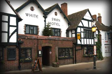 WHITE SWAN HOTEL Stratford upon Avon wedding photography & video & DVD