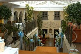 civil wedding side -  wedding photographers nailcote hall