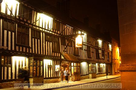 FALCON HOTEL STRATFORD UPON AVON wedding photography & video & DVD