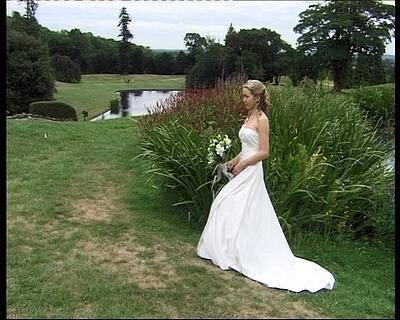 Welcombe Hotel Stratford upon Avon - emma-jo and damian bride,wedding video welcombe