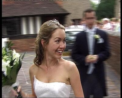 knowle parish church, knowle - leaving, wedding photography