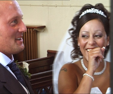 st james the great, brinsley, nottingham - south birmingham wedding photography and wedding video dvd