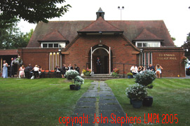 ullenhall village hall warwickshire  wedding photography and wedding video dvd