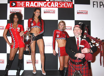 AUTOSPORT nec birmingham - sports photography and wedding video services