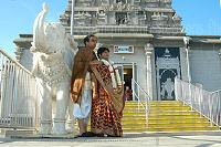 shri Balaji Temple Hindus wedding - west midlands Birmingham wedding photography and wedding video services