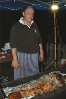 PIG ROAST - ullenhall warwickshire photography