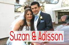 Botanical Gardens & Royal Suite Perry Barr Birmingham  -west midlands Birmingham wedding photography and wedding video services