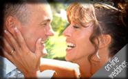 recent weddings online